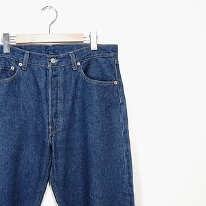 Levi's501 denim pants made in usa size:34