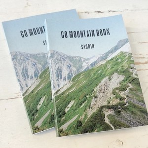 フォトzine「GO MOUNTAIN BOOK」