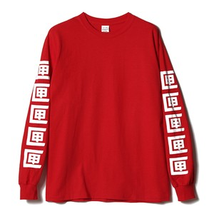 J TENBOX LONG SLEEVE T