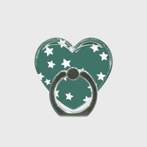 スマホリング☆star×green