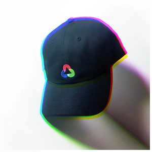 """RGB"" embroidery cap"