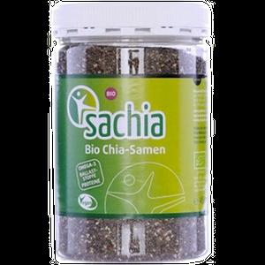 Sachia オーガニックチアシード 450g 黒
