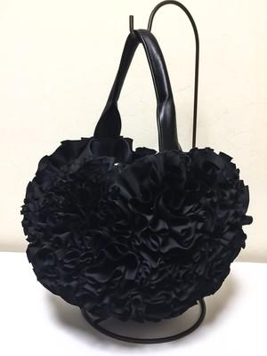 フラワー ブーケバッグ M LTBQ-01 #ブラック