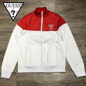 GUESS PAYCE TRACK JACKET ゲス トラックジャケット【9254153300-wht】