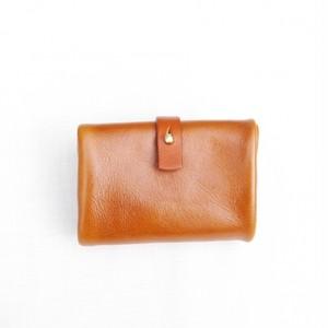 財布(三つ折り・ブラウン)