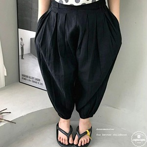 «sold out» dressmonster linen harem pants 2colors リネンハーレムパンツ