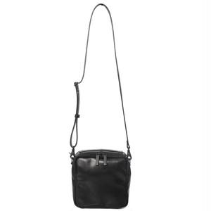 193ABG02 Leather small shoulder bag 'boite' ショルダーバッグ
