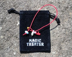 MAGIC THEATER -SEED PEACE 14 ANKLET & BRACE-