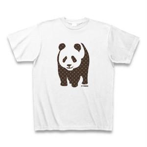 LV PANDA(ルイヴィトンのモノグラム風柄のパンダ)A