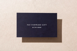 pay forward gift ticket