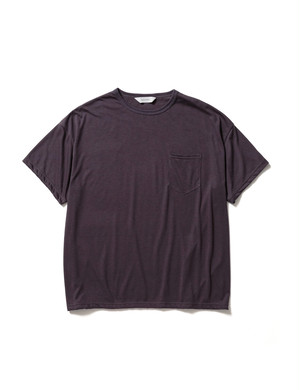 """CHICHIN-PUI-PUI"" POCKET BIG TEE -CHARCOAL GRAY- / Sasquatchfabrix."