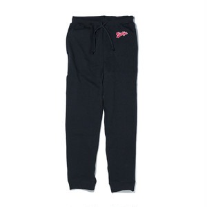 K'rooklyn Logo Sweat Pants - Black