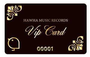 【カード】VIP CARD