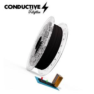 柔軟な導電性TPUフィラメント『Conductive Filaflex:500g』