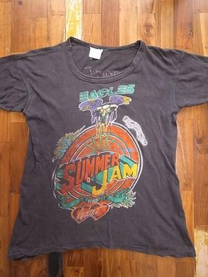 SUMMER JAM 1980 FESTIVAL T-SHIRTS