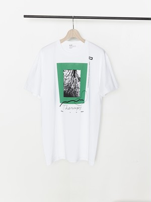 Allege Therapy T-Shirt White ALSPT-CT05