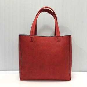 ファボ通掲載[申込番号:4209]コンパクト配色トートバッグ