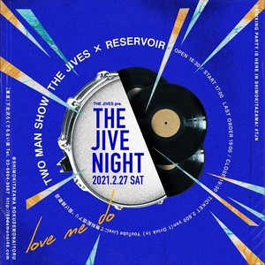 THE JIVE NIGHT TWO MAN SHOW 投げ銭