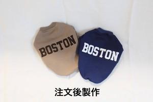 BOSTONスエット【注文後制作】