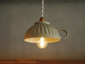 カップのペンダントライト/ LED照明器具/シャーベット
