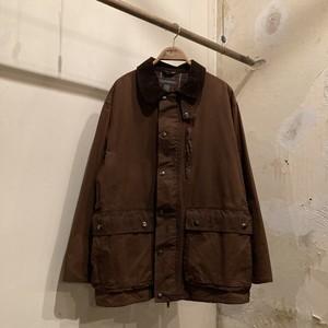 90s BANANA REPUBLIC Oiled Jacket / England