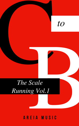 音楽教材 The Scale Running Vol.1