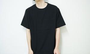 black pocket tshirt