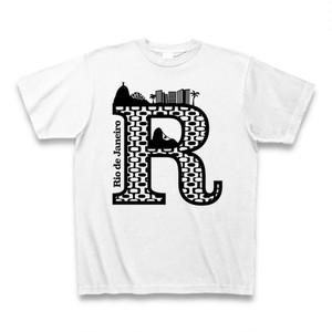 Tシャツ Rio de Janeiro:ホワイト