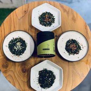 【STAY HOMEのお供に】碾茶茶漬けの素4種セット
