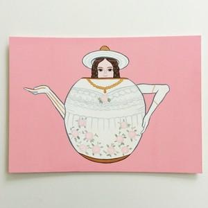 瀬崎 百絵「The Teapot」