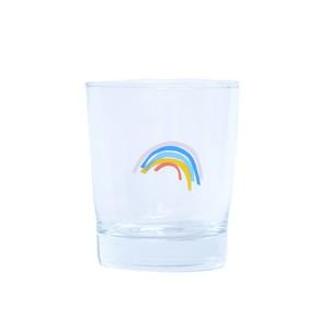 うそみたいなコップ (虹のタンブラー) 【1点モノ】