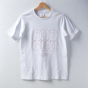 刺繡Tシャツ「COFFEE OR TEE」_202020_Sサイズ