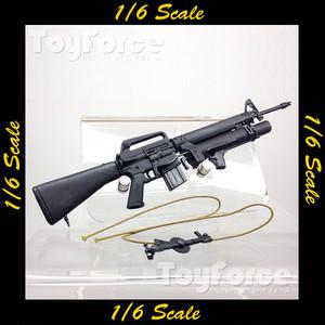 【02462】 1/6 Ace M16A1 w/XM148 グレネードランチャー
