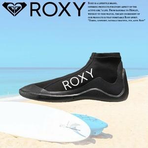 ロキシーマリンシューズ かわいいシュノーケリングシューズ 履きやすいおすすめおしゃれなリーフアクアシューズ 靴 BEACH WALKER ブラック 黒 ROXY RSA182752