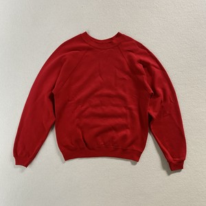 90's tultex   red sweat (V5000A)