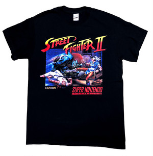 STREET FIGHTER II Tee