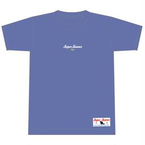 タグTシャツ【ブルー】