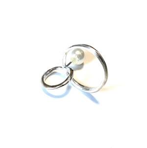 EC-001M-S 【Circle M1 earring】