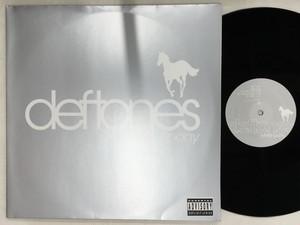 DEFTONES / WHITE PONY