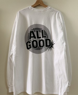 ALL GOOD? / LONG SLEEVE TEE