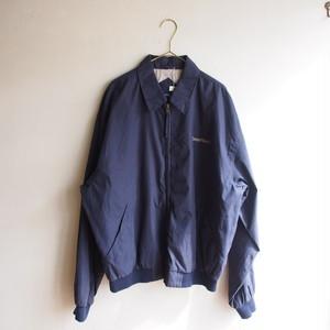 U.S.A. used bench jacket /navy