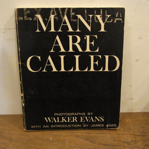 MANY ARE CALLED/ウォーカー・エヴァンズ(WALKER EVANS)