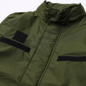 NYLON MILITARY JKT #BLACK