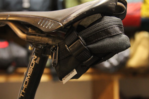 CADENCE saddle bag
