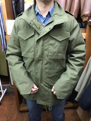 M-65フィールドジャケット(プレーン)