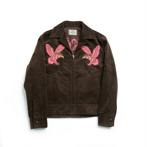 FFA  JACKET(BROWN)