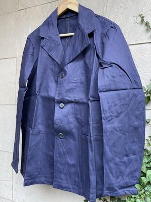 Deadstock 1960s British Railway work jacket