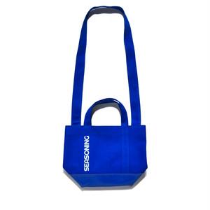 SEASONING TOTE BAG SMALL - BLUE