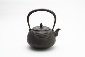 鉄瓶 平丸糸目 1.3L 佐藤勝芳