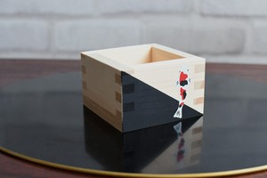 人気Cube Koi 錦鯉(ブラック)再販開始。